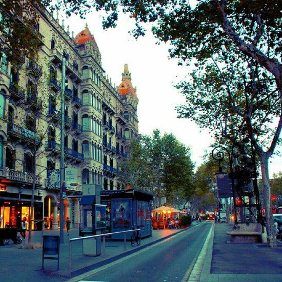 Paseodegracia . Barcelona Bcn