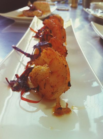 Cheflife Shrimp Class Being Creative Al Ajillo Tasty Dishes