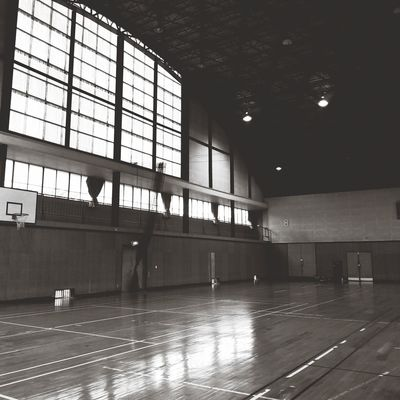 gymnasium Gymnasium 体育館 Court Politics And Government Water Sport Ice Hockey Basketball - Sport Architecture Built Structure