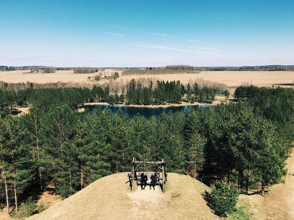 Estonian moments 🇪🇪 EyeEmNewHere Blueskies Wanderlust Estonianmoments Visitestonia Landscape Outdoors Beauty In Nature EyeEmNewHere