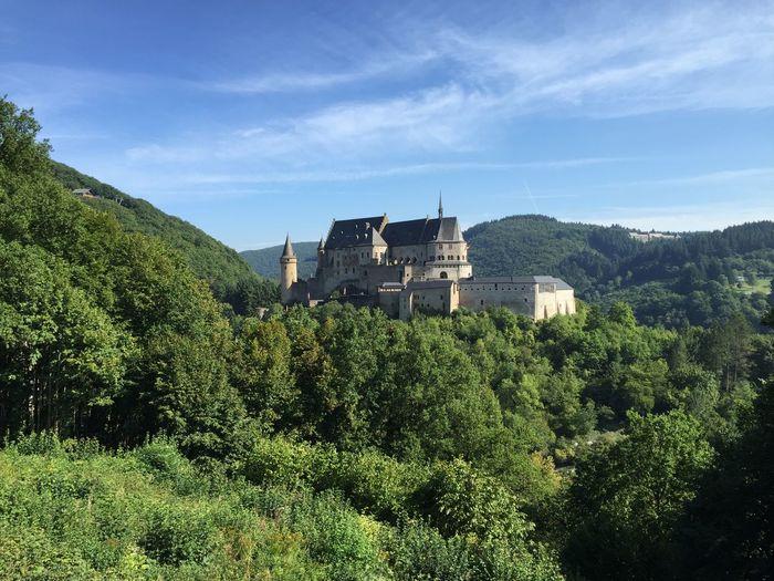 Vianden Luxembourg Holidays
