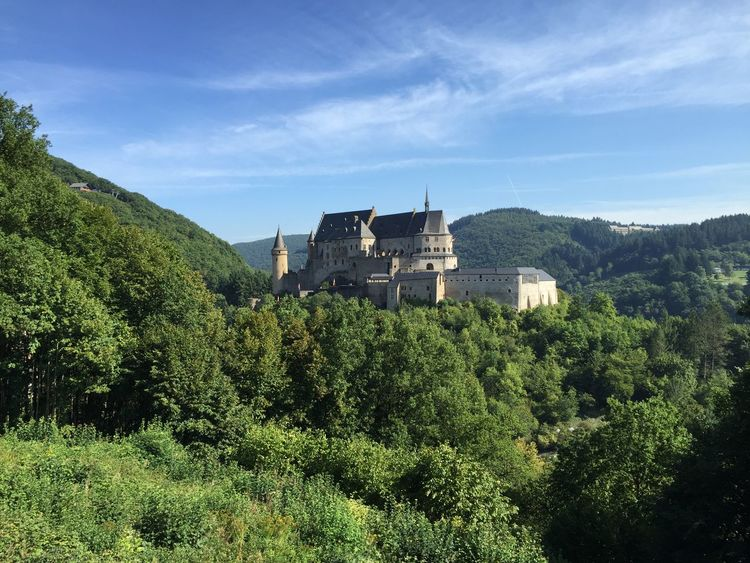 Vianden Luxembourg Holidays