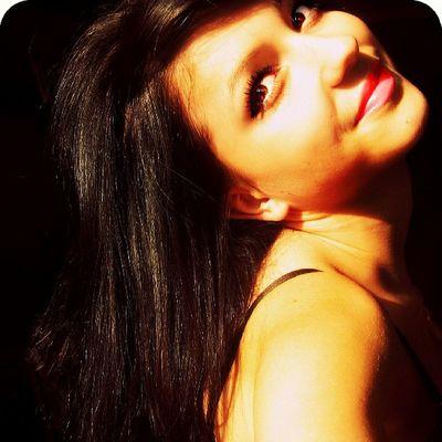 Slovak Girl Prague Brunette smile love peace shine hair lips eyes sunshine sunny day