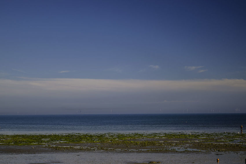 Beach Beach Photography Beauty In Nature Day Horizon Over Water Landscape_Collection Nature No People Outdoors Scenery Scenics Sea Sky Tranquility Water Worthing