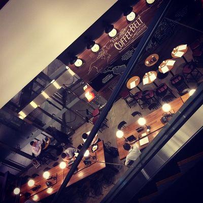 2015.06.23 . . こんなところでやるよー . . Miillains Miillainsはスタバっ子w Starbucks Starbuckscoffee スタバ コーヒーセミナー 初参加 六本木 六本木ウエストウォークラウンジ店 フードペアリング編