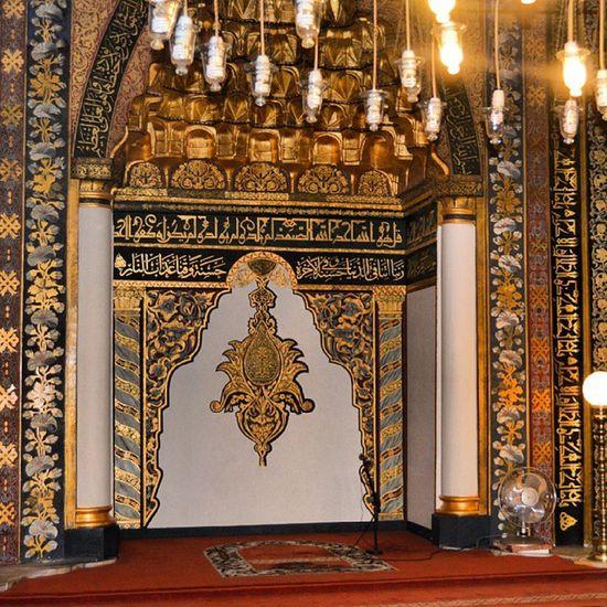 Mosque Bursa Ulucamii 1399