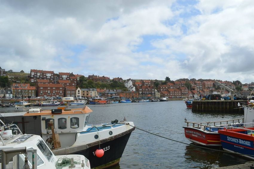 Whitby Harbour Harbour Whitby Yorkshire
