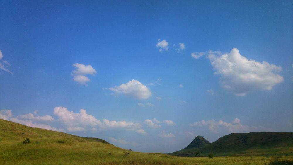 Nashik India Landscape XP Grass Mountains
