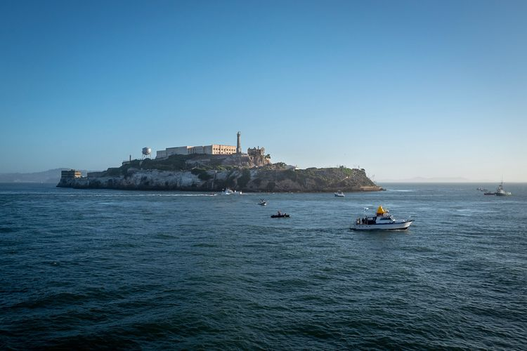 Alcatraz in the