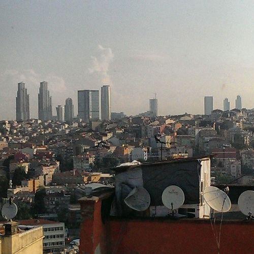 Утренний Стамбул, наконец-то довелось сюда выбраться! городсказка городмечта Стамбул турция