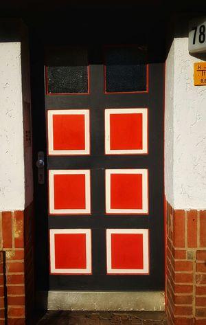 Architecture Built Structure Door Doors Doorporn Doors Lover Doors With Stories Bauhaus Bauhaus Style Bauhaus Architecture Bauhaus Hunting In Berlin Bauhaus Building Hufeisensiedlung Architectural Detail Geometric Abstraction My Fuckin Berlin