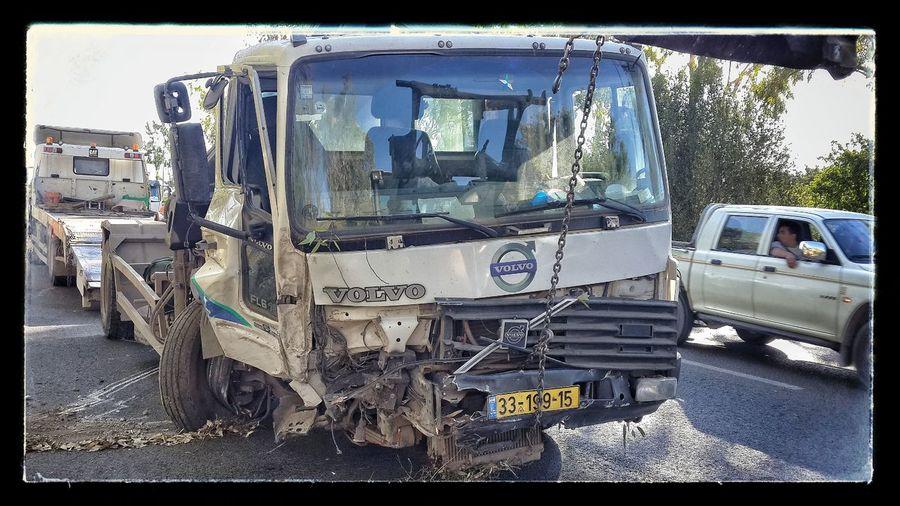 Disaster Accident Crush