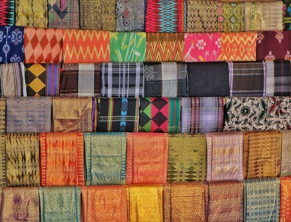 Woven Fabrics Woven Pattern Multi Colored Textured  Indonesia Photography  First Eyeem Photo EyeEm Best Shots The Week On EyeEm EyeEm Gallery EyeEm Selects