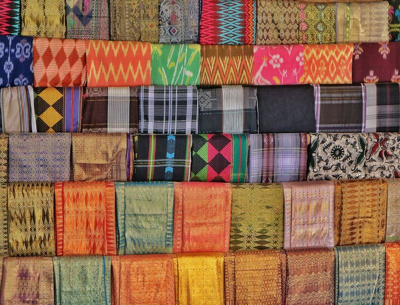 Woven Fabrics Woven Pattern Multi Colored Textured  Indonesia Photography  First Eyeem Photo EyeEm Best Shots The Week On EyeEm EyeEm Gallery EyeEm Selects