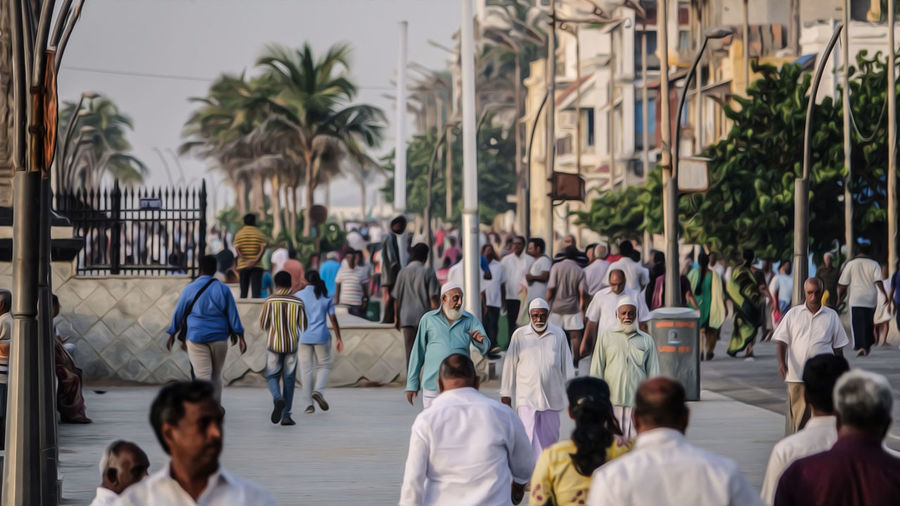The morning larks.. Candid EyeEm Best Shots EyeEmNewHere EyeEm EyeEm Nature Lover Colors Scenery Landscape Photography Perspective Nature Hanging Out People Crowd Happiness Morning The Street Photographer - 2018 EyeEm Awards City Tree Crowd Palm Tree Women Men Building Exterior Built Structure Date Palm Tree Old Town Crowded Rush Hour Pedestrian