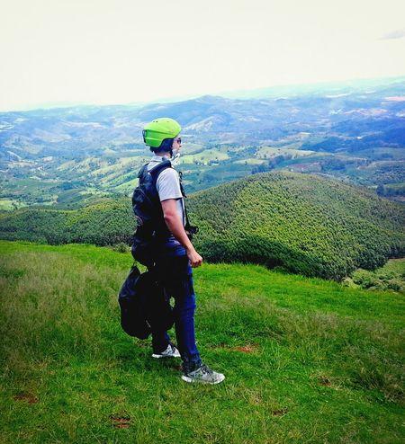Bora Só De Boas Paraglider
