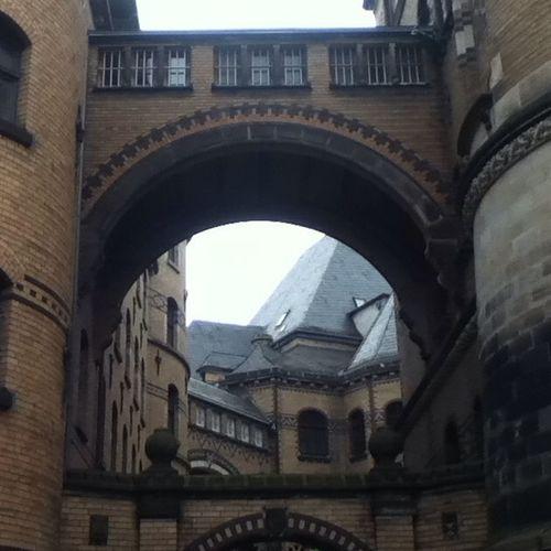 Architecture Bremen Frame In Frame