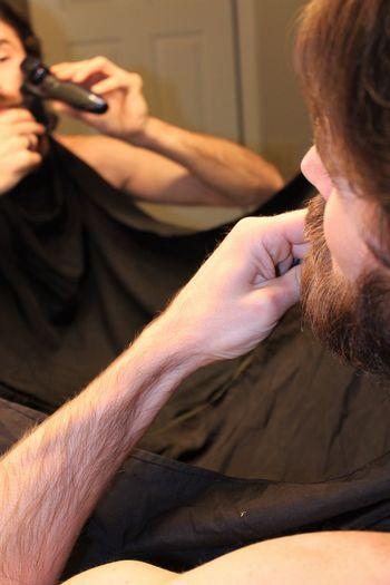 Adult Beard Beard Grooming Bearded Beardlife Beards Beardstyle Close-up Day Facial Hair Groom Grooming Hair Long Beard People Electric Razor Shavings Shaving Tools Trimming Facial Hair Trimming Beard Close Up Of Man Beardedlifestyle Beardedguy Close Up Beard FacialHair