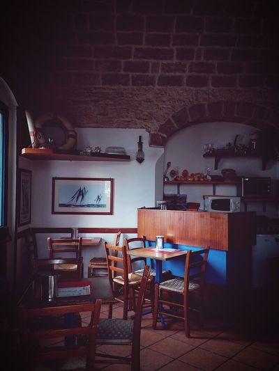 One of my favourite places <3Interior Design Interior Views Bar Vintage Vintage Bar Sailing Bar Blue Wood Legno Light Afternoon Light My Favorite Place My Favourite Place