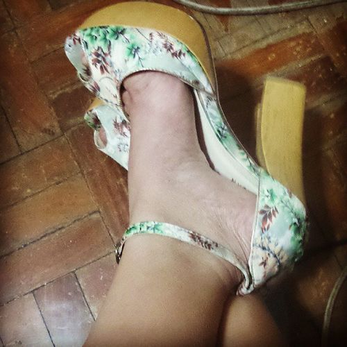 you make me feel GREEN 5inches Thankssadonor 1langyan Myloveforgoodshoes