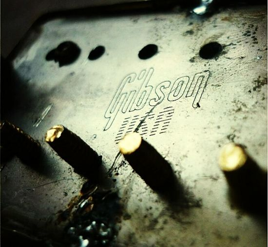 Pickup Gibson First Eyeem Photo