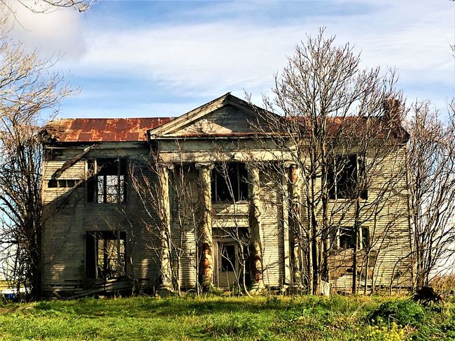 Abandoned Places Forgotten Places