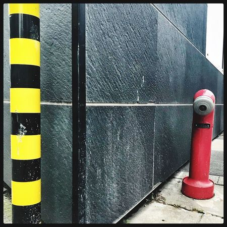 Safety Pipe - Tube Day Fire Hydrant No People Protection Outdoors Architecture Close-up The Architect - 2018 EyeEm Awards