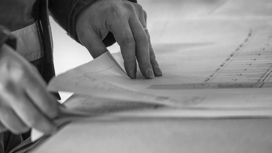 working hands construction 6 Hand Human Hand Selective Focus Human Body Part One Person Indoors  Holding Real People Paper Writing Working Close-up Art And Craft Human Finger Book Finger Pen Education Publication Studying Contructionwork Construction Site Blackandwhite