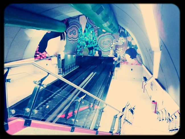 Subte Subway Station Estación