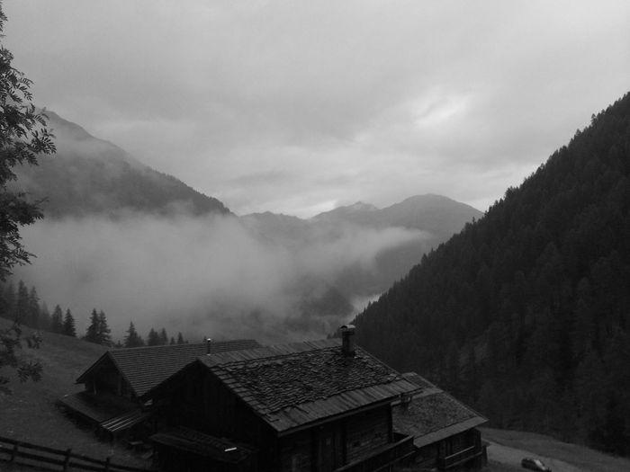 Austria Oesterreich Tirol  Tyrol No People First Eyeem Photo Black And White Blackandwhite Black & White Schwarzweiß Landschaft Landscapes Landscape