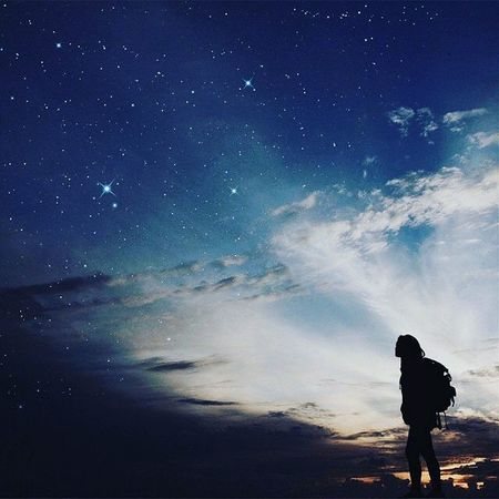 Bestphotos Forlikes Travel Night sky amazing awesome cool excellent magneficent magic instaday photoofday girl