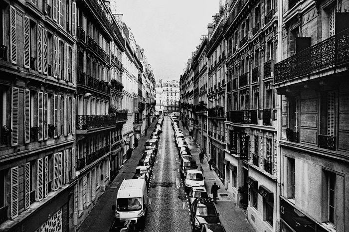 Urban 4 Filter Paris Urban Film Blackandwhite Eye4photography  Eye4black&white  Architecture Cityscapes