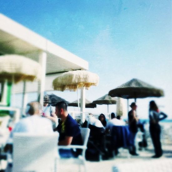 Lunch at the sea AMPt_community AMPt - Ethereal Hipstamatic Amptcommunity_street