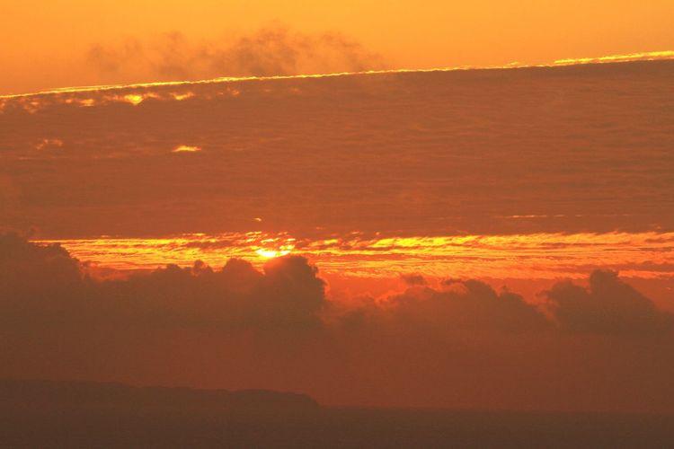 いつかの夕陽……再びでスマヌ!(