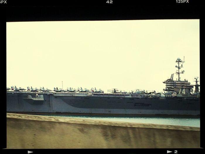 "U.S. Navy Finest Warships The ""Stennis"" Is Here...Go NAVY!!!"