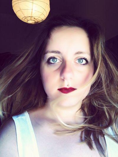 That's Me Blonde Girl Brondehair Green Eyes Eyes Selfie ✌ Selfportrait Beautiful Girl Blondie Girlswithpiercings
