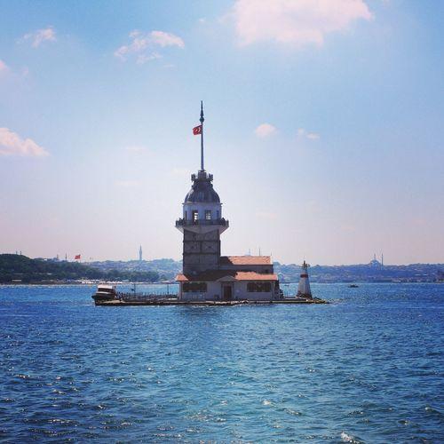 Kizkulesi Istanbullovers Maiden Tower
