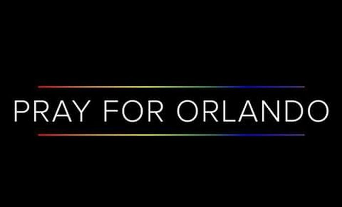 We must pray and wish good thingns for this family's. Prayfororlando GodisLove Goodwishes Weareone Respect Love NeverQuit StopTheViolence Share Uniti Pace Paz ✌