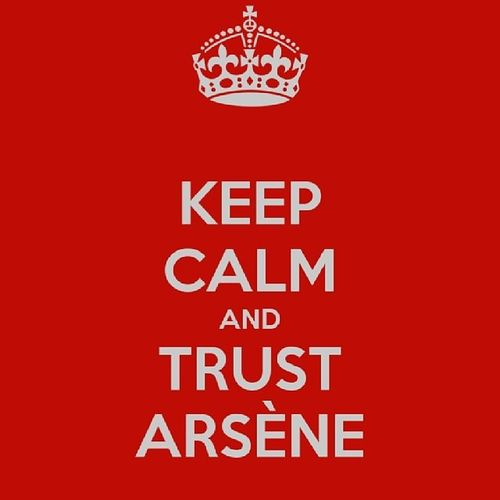 There's always hope!! Arsenal Gooners Afc Coyg calm fighting