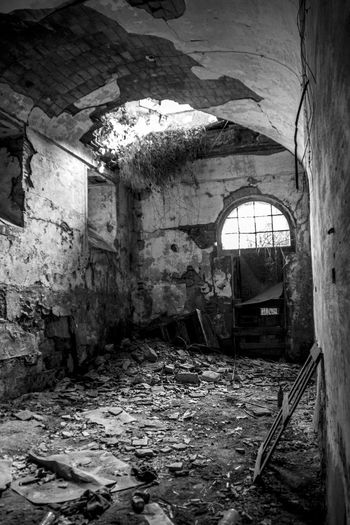 Built Structure Architecture Damaged Day Abandoned Indoors  No People Building Exterior Architecture History Urbexphotography Urbex Urbexexplorer Urbex_rebels