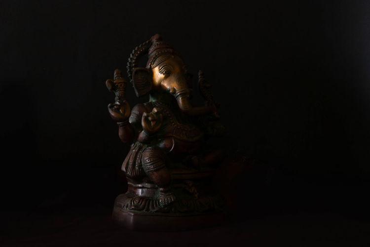 Ganesha metal