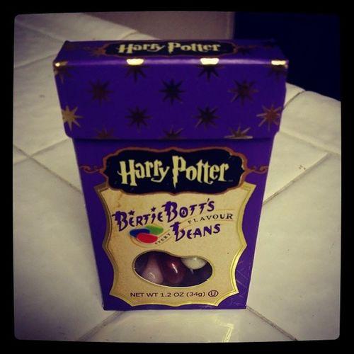 Found these today....Harrypotter Bertiebottsbeans Everyflavor Vomit ewwwOMGawesome