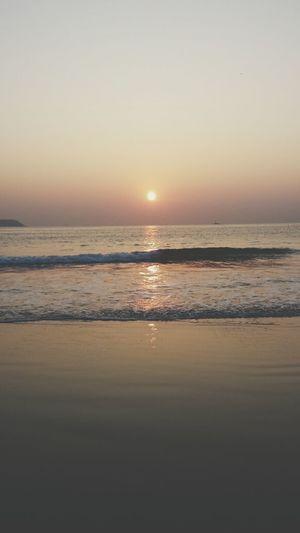 First sunrise of the year 2014 Sunshine Happy New Year 2014 Sunrise