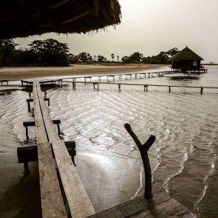 Collines De Niassam Sunrise Africa Peace Ecoturism