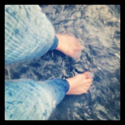 Yupp its raining again.. that's why I love so much this place Laredo Rain Love Feet wet