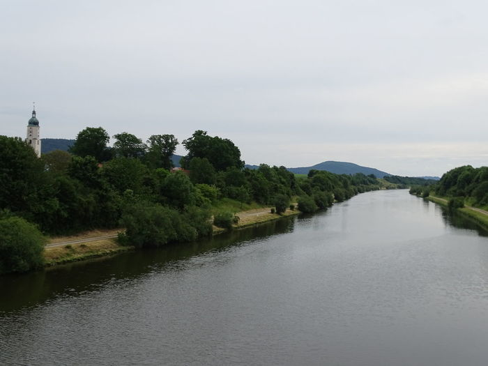 Bavaria Beauty In Nature Day Landscape Main-Donau-Kanal Nature No People Outdoors River Scenics Sky Tranquil Scene Tranquility Tree Water