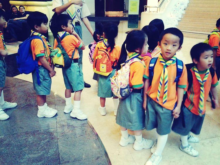 children from hong kong