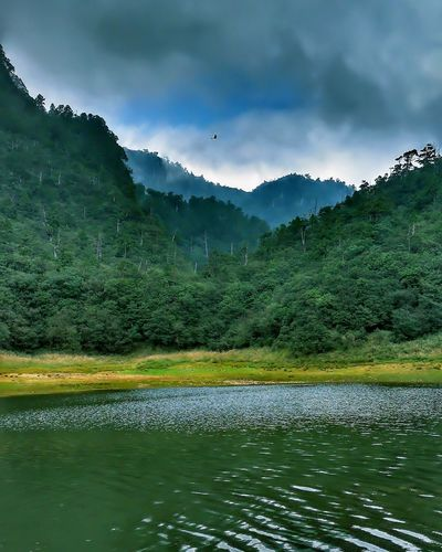 Mountain Nature Reflection Lake Beauty In Nature No People Landscape Water Scenics Springtime Mountain Range Outdoors Rural Scene Day Freshness