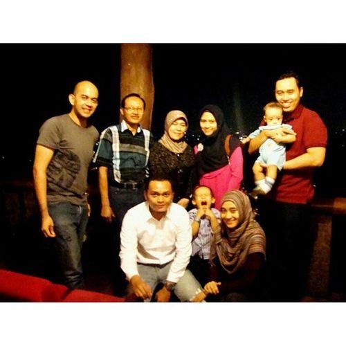 Kumpul keluarga at Lisung Bandung