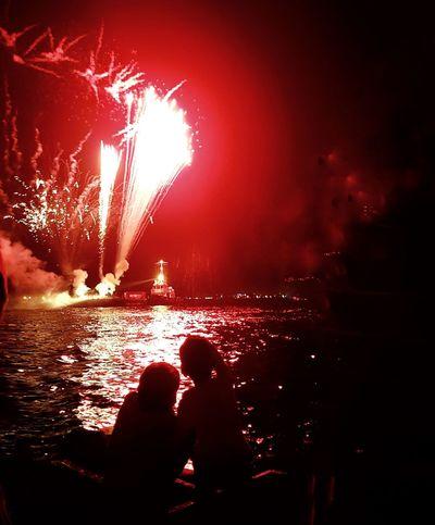 2018 Happy New Year Year2018 Fireworks